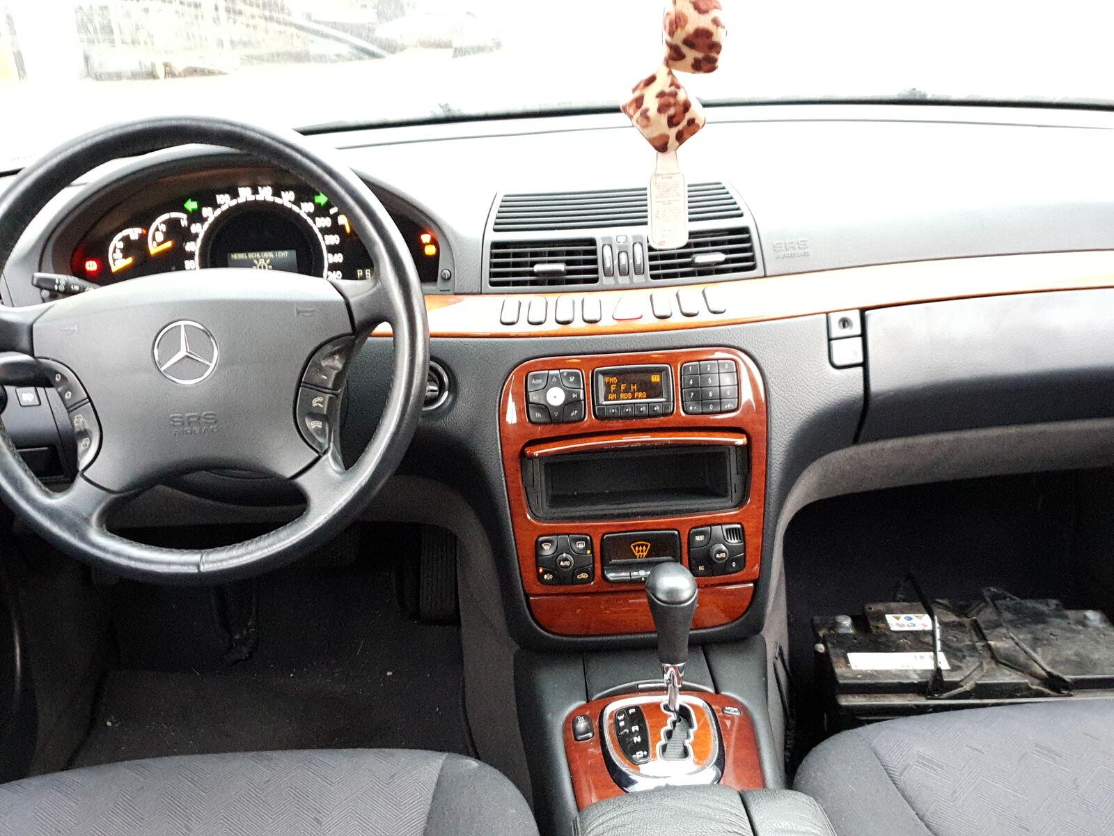 Kombiinstrument Tacho für Mercedes W220 S320 98 03 CDI 3 2 145KW