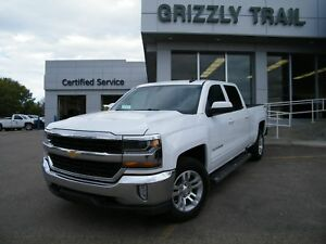 2016 Chevrolet Silverado 1500 6 PASSENGER LEATHER!!