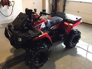 2009 polaris sportsman touring 500