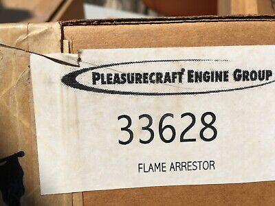 Crusader or Pleasurecraft Marine Flame Arrestor (33628)