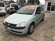 2001 Holden Barina, Automatic, Only 73xxxkms, $4450 Pooraka Salisbury Area Preview