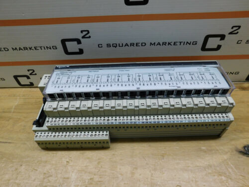 Schneider Electric Abe7-p16t318 16-channel Output Module Csq