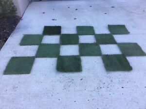 Grass pavers 400mmx400mm