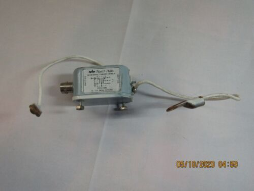 North Hills Wideband Transformer 0012-BB, 5-30MHz, 100W, 50Ω