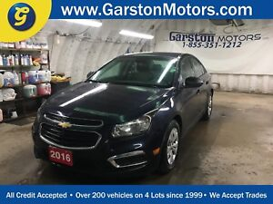 2016 Chevrolet Cruze LS*LIMITED*KEYLESS ENTRY*POWER WINDOWS/LOCK