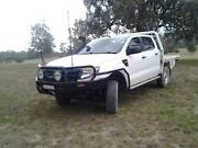 2013 PX Ford Ranger Dual Cab Yass Yass Valley Preview