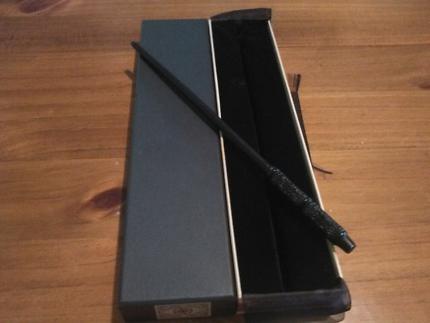 Wanted: Severus Snape's wand