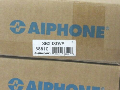 Aiphone SBX-ISDVF Surface Mount Box for IS-DVF, IS-IPDVF or IS-SS [CTA]