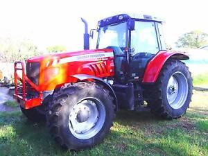 Tractor 2012 Massey Ferguson 5465 4WD Dynashift 4 Waroona Waroona Area Preview