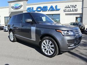 2016 Land Rover Range Rover 5.0 L Supercharged FULL SIZE ALL OPT
