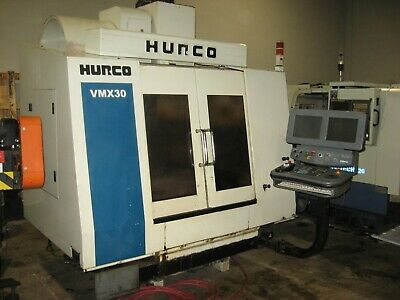 Hurco Vmx 30 Vertical Machining Center
