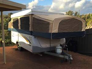 2010 Jayco Flamingo camper trailer/pop top, not swan Prospect Prospect Area Preview