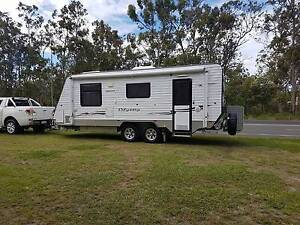 FULL OFF ROAD GALAXY 22FT Burrum Heads Fraser Coast Preview