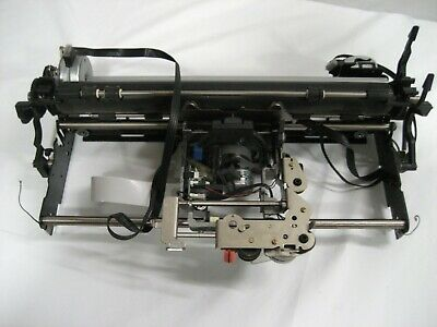 Used Ibm Personal Size Wheelwriter Modular Snap-in Carriage Assembly Wwarranty