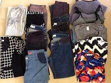 Bulk maternity clothes. Size 10-12. Angel, Just Jeans, Bonds Moree Moree Plains Preview