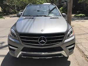 Mercedes ML 350 Bluetec 2013
