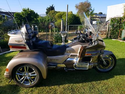 1988 GL1500 Honda Goldwing Trike.