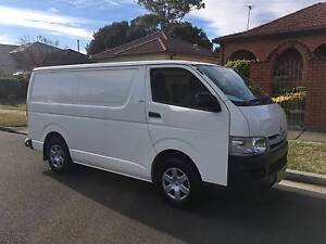Toyota Hiace LWB 2006 Automatic, Just been traded in, 1 owner! Lidcombe Auburn Area Preview