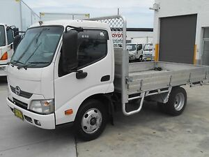 2012 Hino 616 IFS 300 Series Table Top Old Guildford Fairfield Area Preview