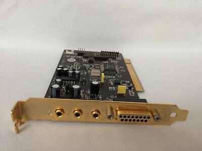 Terratec Promedia TTP1 VER1.4 PCI Soundkarte Aureal Vortex, gebraucht