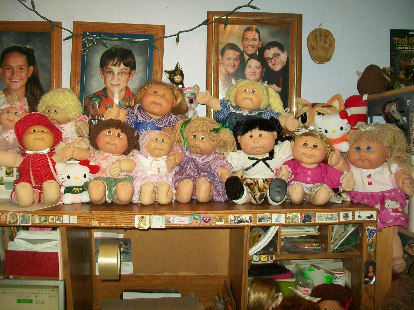 SUSAN'S CABBAGE PATCH CLOTHES