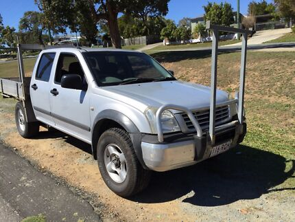 2004 Holden Rodeo LX V6 Redcliffe Redcliffe Area Preview