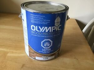 Olympic Deck Sealer