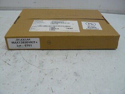 Maxim Max1385evkit Evalution Kit Pcb New