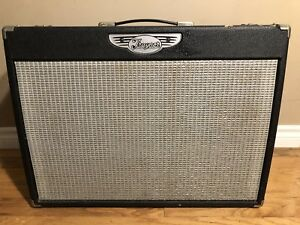Traynor YCV80 80W All Tube 2x12 Combo Amp with Celestion