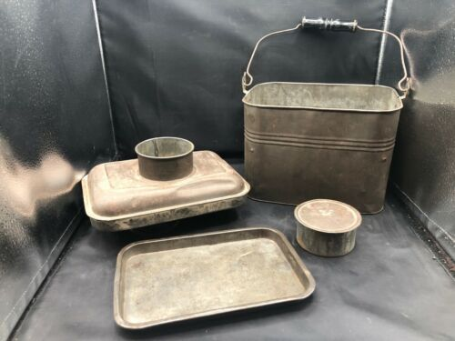 Antique Mining Collectibles