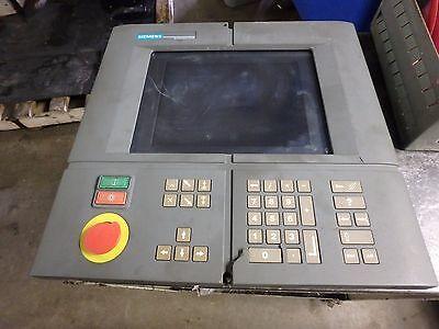 Siemens Acramatic 2100 Display Monitor 3-424-2202a01rev. B3-525-0998a