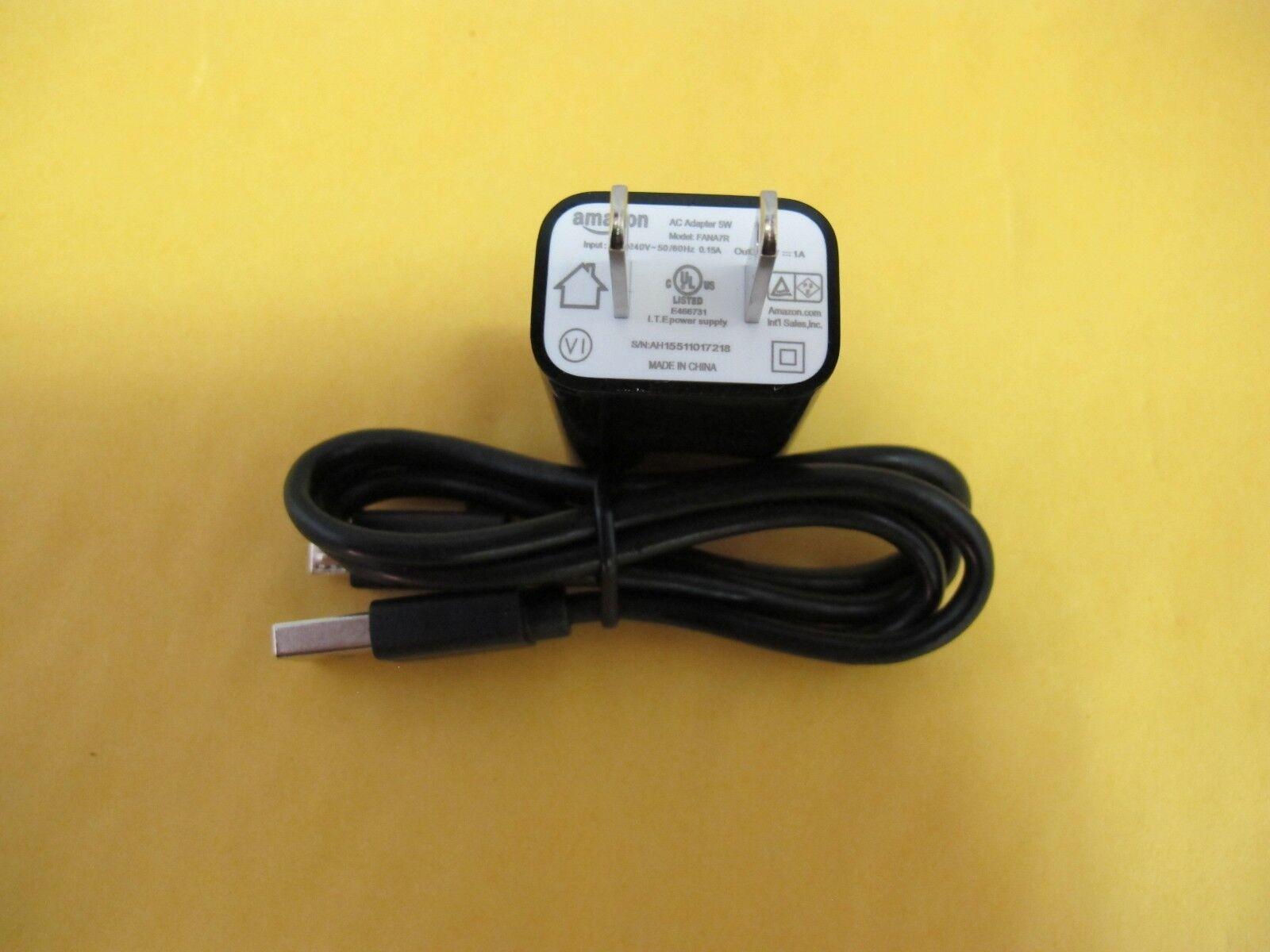 Original AMAZON KINDLE FIRE HD 8 6TH PR530DC USB Charging Po