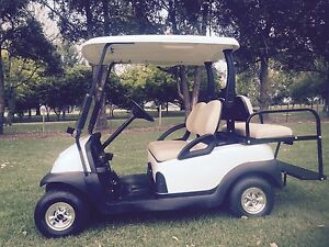 Golf cart 4 seater freight to most places , farm buggy resort car Muswellbrook Area Preview
