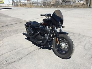 **Harley Davidson Sportster 48 (Forty Eight) 2013. (Faut Voir)**