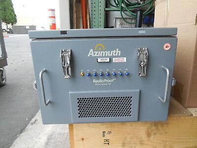 Azimuth Radio Proof Large Single Shielded Enclosure Rpe-401l Usb8 W Warranty.