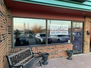 Retail Store Space 1100 s.f. Busy Bath Road West