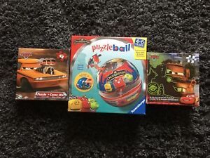 Cars and Chuggington Puzzles