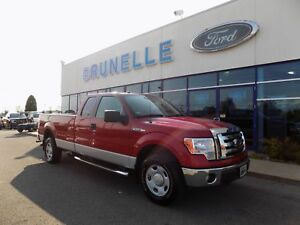 Ford F-150 2009 XLT heavy duty package