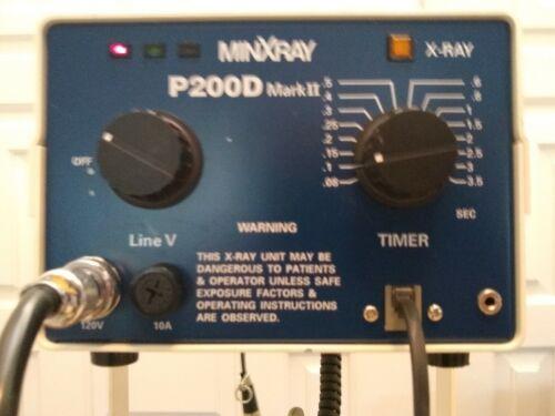 MinXRay Portable Dental X Ray Machine