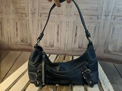 a.n.a new approach purse tote handbag bag tote satchel casual shoulder blue
