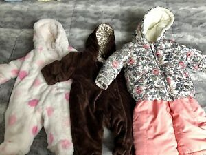 Baby clothing  (0-6 months)