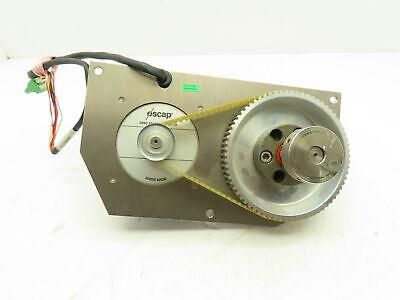Escap P852.508.b.08 Disc Magnet Motor 18 Deg Step Ser 2.3a Belt Drive