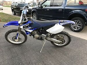 2004 yz 125 woods weapon!