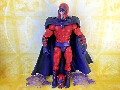 Marvel Legends Hasbro 80th Anniversary Magneto Action Figure (L)