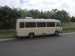 1986 Toyota Coaster Deluxe LWB Parkinson Brisbane South West Preview