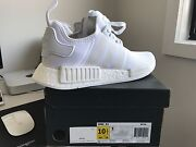 Brand new Adidas NMD - Triple White US 10.5 Footscray Maribyrnong Area Preview