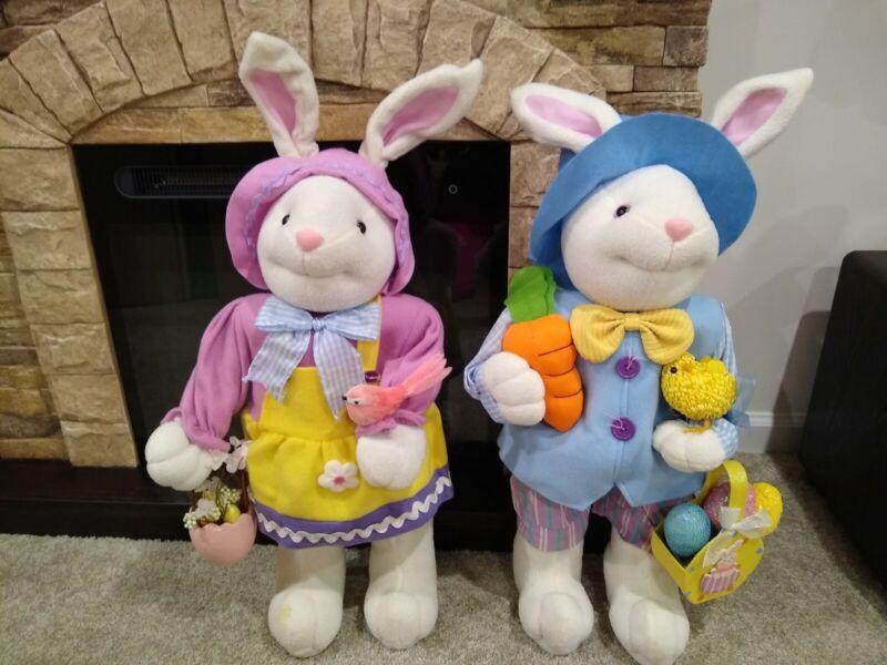 """Standing Easter Bunnies 29"""""""