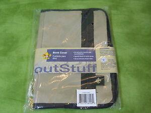 BSA Boy Scout book cover Handbook FieldBook Cub Fits Spiral and regular bound 01