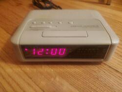 Vintage Sony Dream Machine ~ Model ICF-C240 AM/FM Digital Clock Radio AM/FM