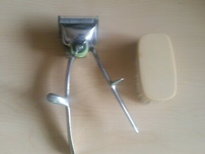 Vintage Barber Hand Clipper Manual Trimming Hair Clipper made in Germany